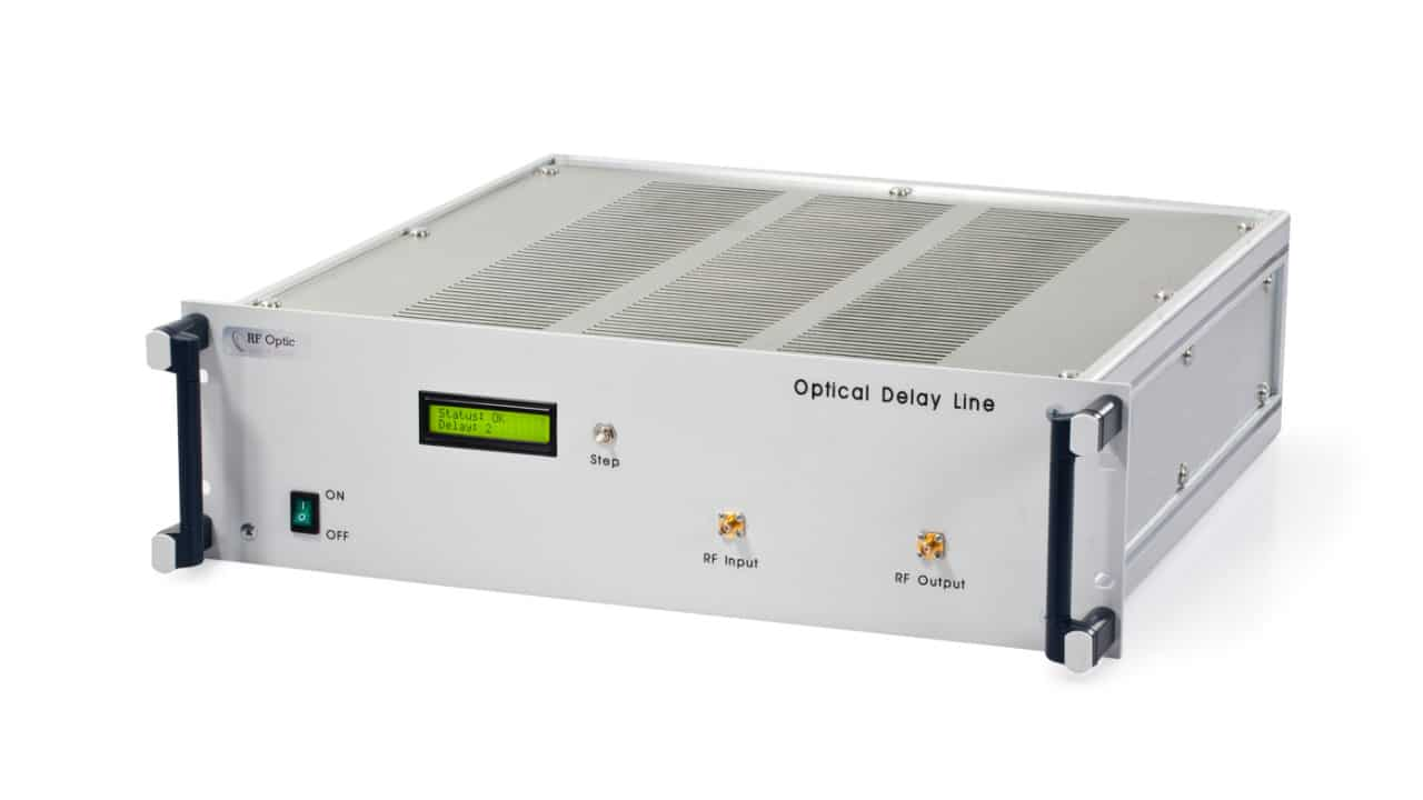 Optical Delay Line converter