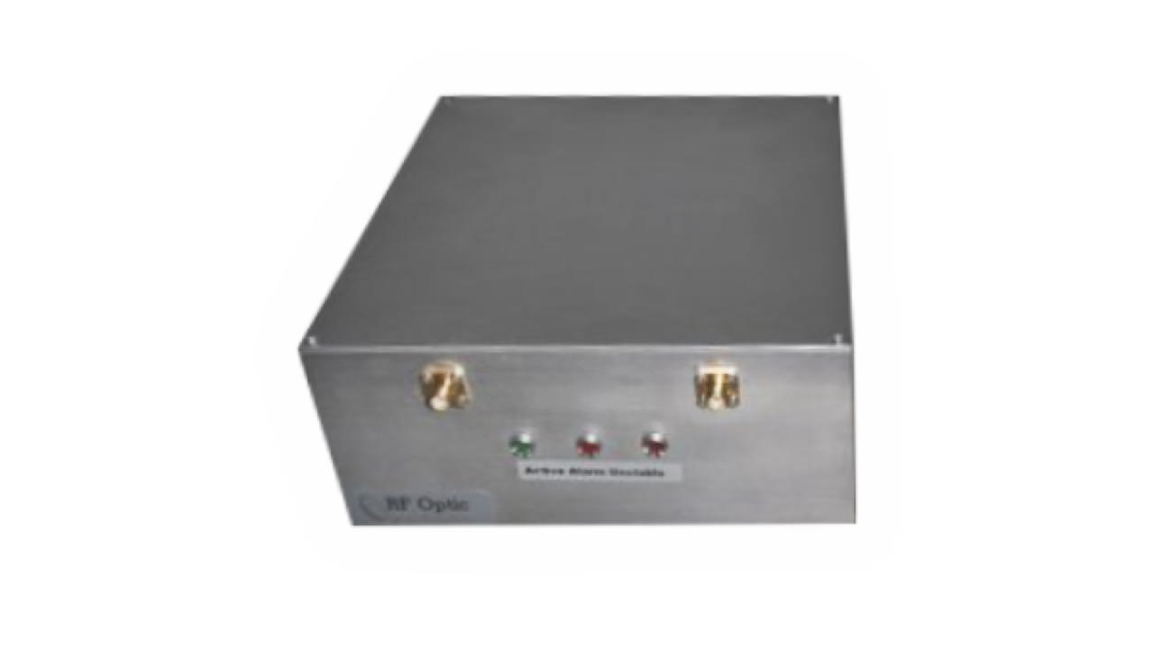 Mini Optical Delay Line Enclosure