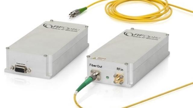 18GHz-40GHz RF over Fiber Converters