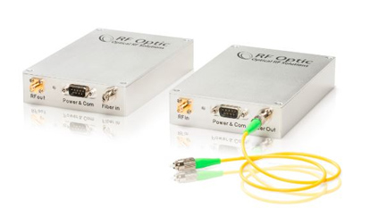 8GHz-18GHz RF over Fiber High Frequency Converters