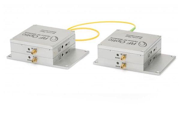 Programmable Bidirectional RF Over Fiber Dual Transceivers