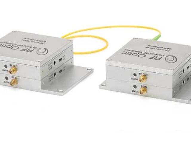 Variable Bidirectional RF over Fiber Transceiver