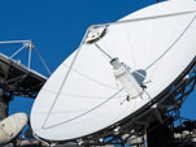 Transport of Satellite Communication Signals Using RF Over Fiber Optical Links