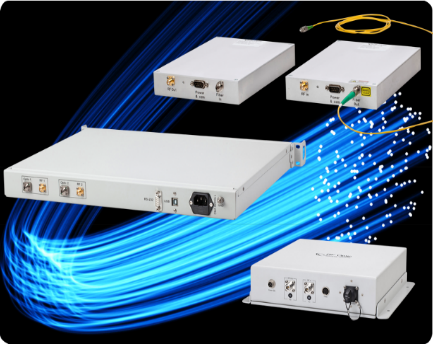 RFOptic's 40GHz RFoF and ODL solutions