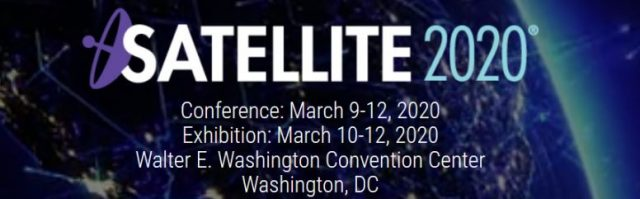 RFOptic to attend Satellite 2020